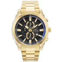 Relógio Technos Masculino Skymaster Dourado - OS1ABC/4P -