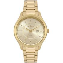 Relógio Technos Masculino Steel Dourado 2115MPT/4X -