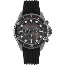 Relógio Technos Skymaster Masculino Grafite JS25CC/8P -