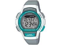 Relógio Unissex Casio Digital Esportivo Standard - LWS-1000H-8AVDF Cinza
