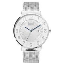 Relógio Unissex Dumont DU2115AAG3T Prata -