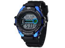 Relógio Unissex Guga Kuerten GK6150 Digital   - com Cronômetro e Calendário