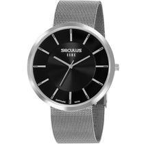 Relógio Unissex Seculus 35010G0SVNA2 -