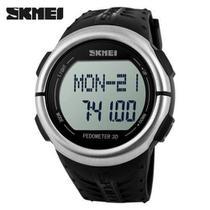 Relógio Unissex Skmei Digital Pedômetro Esporte Dg1058 Promo -