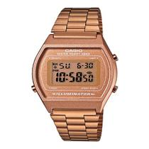 Relógio Vintage Digital Rose Casio B640wc-5adf
