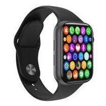 Relógio W34 Smartwatch Inteligente Monitor Cardíaco Pressão Esportes - Aaa