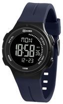 Relógio X Games Masculino Azul XMPPD580 PXDX -