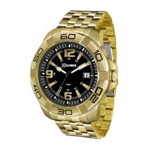 Relógio X-Games Masculino Xteel Dourado XMGS1023-P2KX -