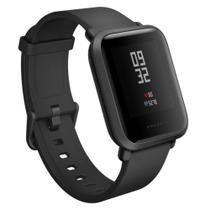 Relógio Xiaomi Amazfit Bip Smartwatch Versão Global Preto -