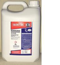 REMOGRAX 5 lt Detergente alcalino clorado ordenhadeiras - Globovac