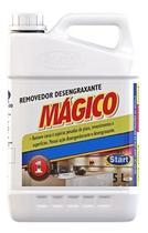 Removedor De Sujeira Pesada Mágico GALÃO C/ 5LITROS - START