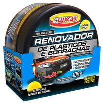 Renovador de Plásticos e Borrachas Luxcar 100g -