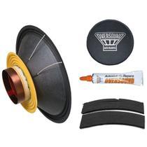Reparo Alto Falante 15'' - 15 Steel 400 (8 Ohms) - Oversound -
