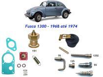 Reparo Carburador Solex 30 PIC Fusca 1300 1968 até 1974 - Paralelo