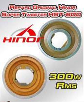 Reparo Hinor Hst-600 Original Super Tweeter Gold Black Alumi -