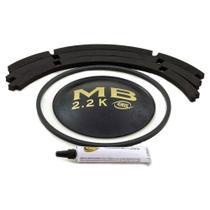 Reparo Original para Woofer 12'' Eros E-12 MB 2.2K - 1100 Watts RMS - 4 Ohms -