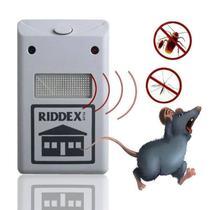 Repelente Eletrico Para Dengue Mosquitos Barata Ratos E Insetos (888018/BSL1916) - Chen