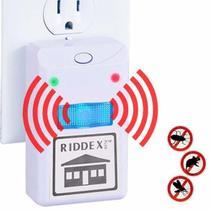 Repelente Eletronico Anti Inseto Dengue Mosquito Barata Rato Eletrico Bivolt (888018/BSL1916) - Chen