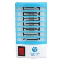 Repelente eletronico matador de mosquitos, pernilongos e insetos voadores com luminaria luz notuna l - Represent