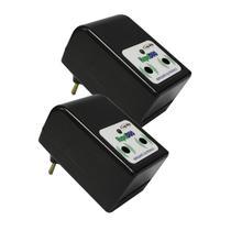 Repelente Eletrônico Repel DUO repele pernilongos e mosquitos  - 2 unidades - Capte