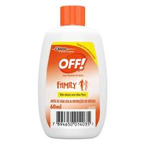 Repelente Off loção 60ml - Johnson