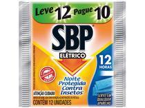 Repelente SBP Pastilha Refil   - 12 Unidades