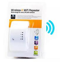Repetidor De Sinal Amplificador Wireless Wifi 300mbps - Wifi Repeater