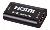 Repetidor Emenda Hdmi 4k 2k Tv Amplificador Sinal Femea - Vil
