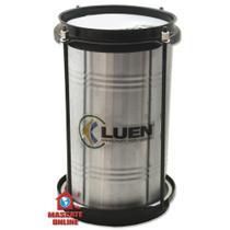 Repinique Bacurinha 6 pol 30cm Aluminio Luen 27049 Repique 6x30 c/ aro chapa preto -