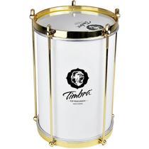 Repinique Timbra Bacurinha 8 Aluminio Aro Dourado Pele Leitosa -