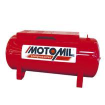 Reservatório Para Compressor A Ar 425L MRA-425 Vermelho Motomil -