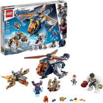 Resgate Helicoptero Hulk Lego Avengers - Lego 76144 -
