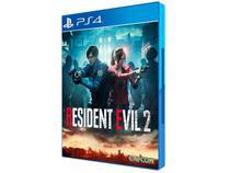 Resident Evil 2 para PS4 - Capcom