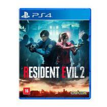 Resident Evil 2 PS4 Com Chaveiro - Capcom