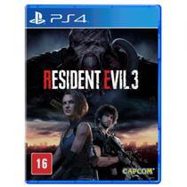 Resident evil 3 remaker ps4 - 7892110221191