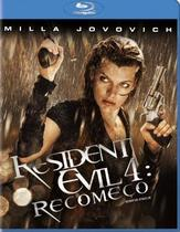 Resident Evil 4 - Recomeço - Sony pictures