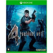 Resident evil 4 remastered xbox one - Capcom