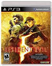 Resident Evil 5: Gold Edition - Capcom
