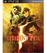 Resident Evil 5 Gold Edition - PS3 - Capcom