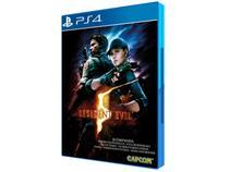 Resident Evil 5 para PS4 - Capcom