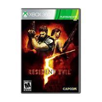 Resident Evil 5 Platinum Hits - Xbox 360 - Capcom