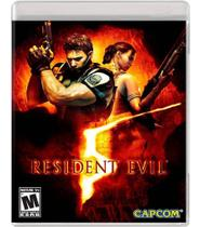 Resident Evil 5 - PS3 - Capcom