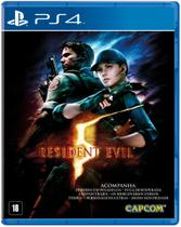 Resident evil 5 - ps4 - Capcom