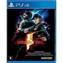 Resident evil 5 - PS4 - Capcom