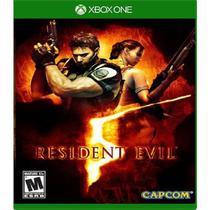 Resident evil 5 remastered xbox one - Capcom