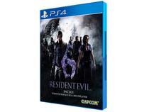 Resident Evil 6 para PS4 - Capcom