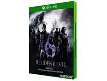 Resident Evil 6 para Xbox One - Capcom