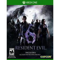 Resident Evil 6 - Xbox One - Microsoft