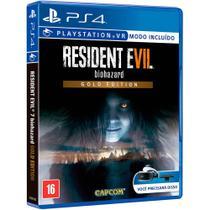 Resident Evil 7 Biohazard Gold Edition - PS4 - Capcom
