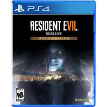 Resident Evil 7: Biohazard Gold Edition - Ps4 - Sony